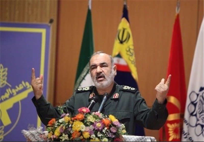 IRGC Capable of Countering All Hostile Plots: Commander
