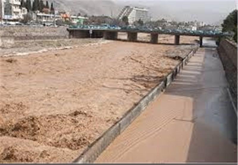 سامانه بارشزا استان مازندران را فرا گرفت
