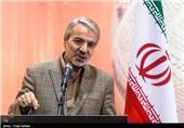 نشست خبری محمد باقر نوبخت سخنگوی دولت در بیست و یکمین نمایشگاه مطبوعات