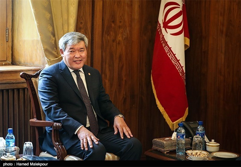 Kazakhstan Eyes Nuclear Cooperation with Iran