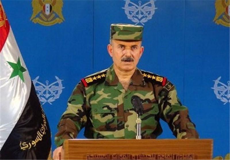 فرماندهی کل ارتش سوریه