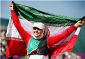 نعمتی و آرخی با قرعهکشی پرچمداران کاروان پارالمپیک ایران شدند