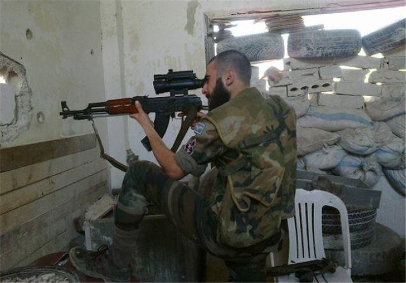 """تم فک الحصار عن 3000 عسکری فی مطار کویرس ووجهة العملیات إلى بلدة """"أم أرکیلة"""" بریف حلب الشرقی"""