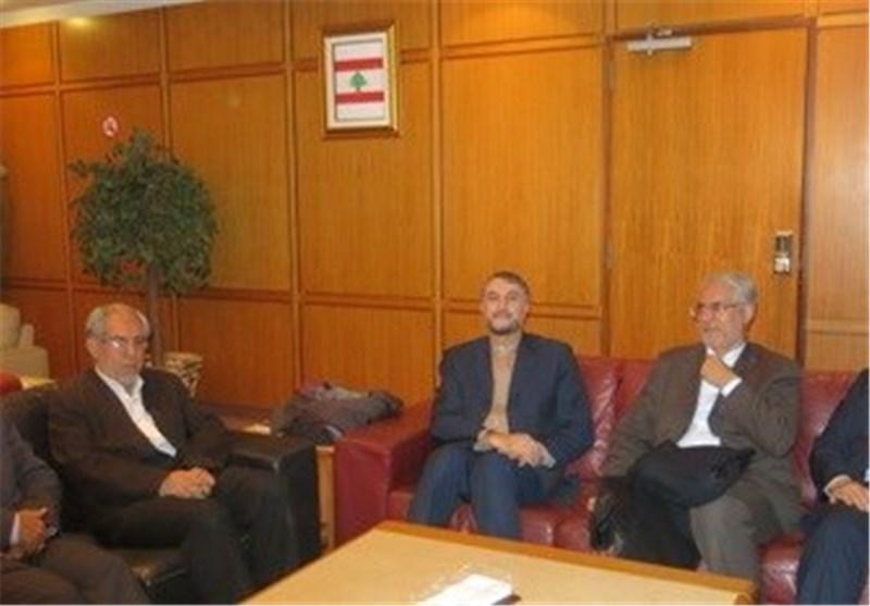 مساعد وزیر الخارجیة فی الشؤون العربیة والافریقیة یصل إلی بیروت