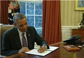 Obama Renews 'State of Emergency' against Iran