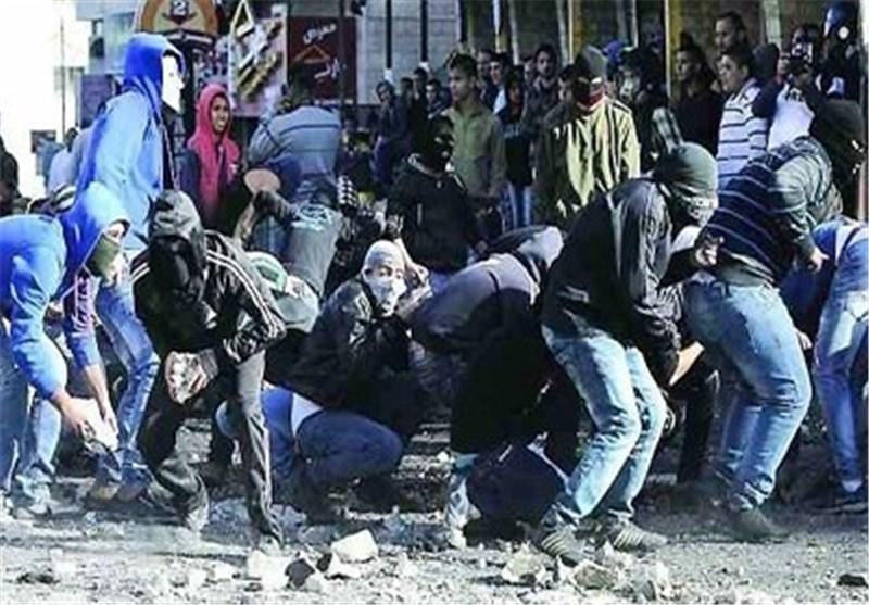 13 جریحا خلال مقاومة شرسة ضد قوات الاحتلال بمخیم قلندیا