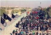 أکثر من 720 الف زائر ایرانی یسجلون اسماءهم لزیارة مرقد الحسین (ع) بمناسبة زیارة الاربعین