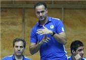 پیمان اکبری: بازیکن مصدوم نداریم/عادل غلامی در اردوهای بعدی تیم را همراهی میکند