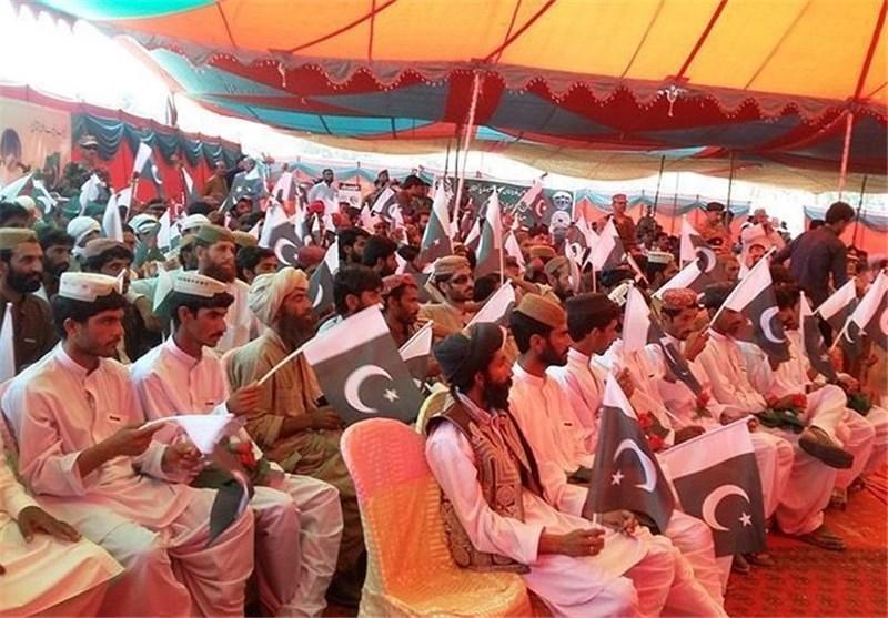 گروههای تجزیه طلب بلوچستان