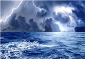 دریای مواج