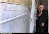 دیدار محمدجواد ظریف با مراجع عظام تقلید - قم