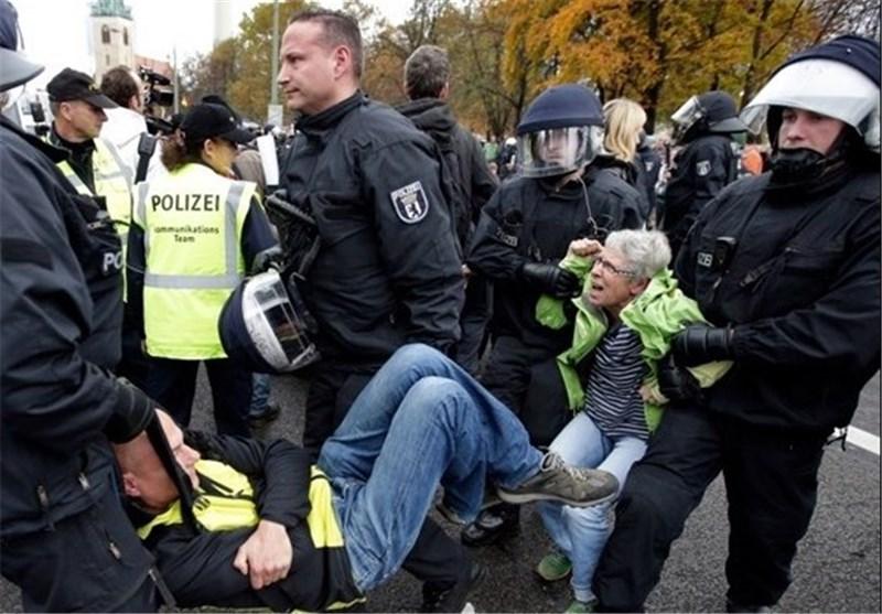 پلیس برلین آلمان