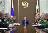 الإعلام الروسی یسرب لقطات لسلاح سری والکرملین یوعز بحذفها