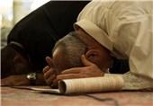 قراءة دعاء کمیل فی مرقد السیدة رقیة (ع) شعیرة اعتاد علیها محبو أهل البیت فی دمشق+ صور