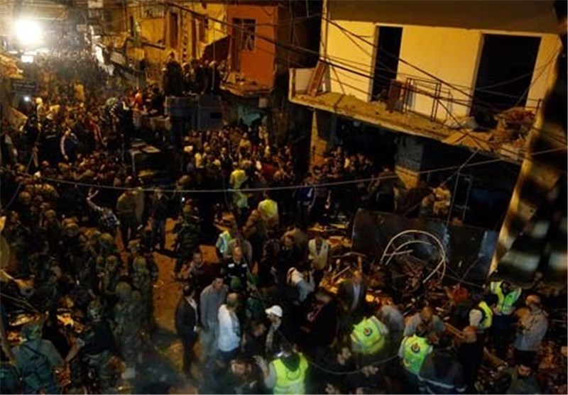تفجیر لبنان 12-11-2015