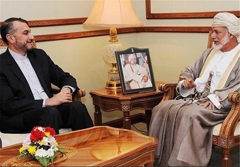 عبد اللهیان وبن علوی