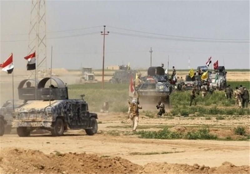 عملیات تطهیر الرمادی تنطلق من 3 محاور وباسناد جوی عراقی
