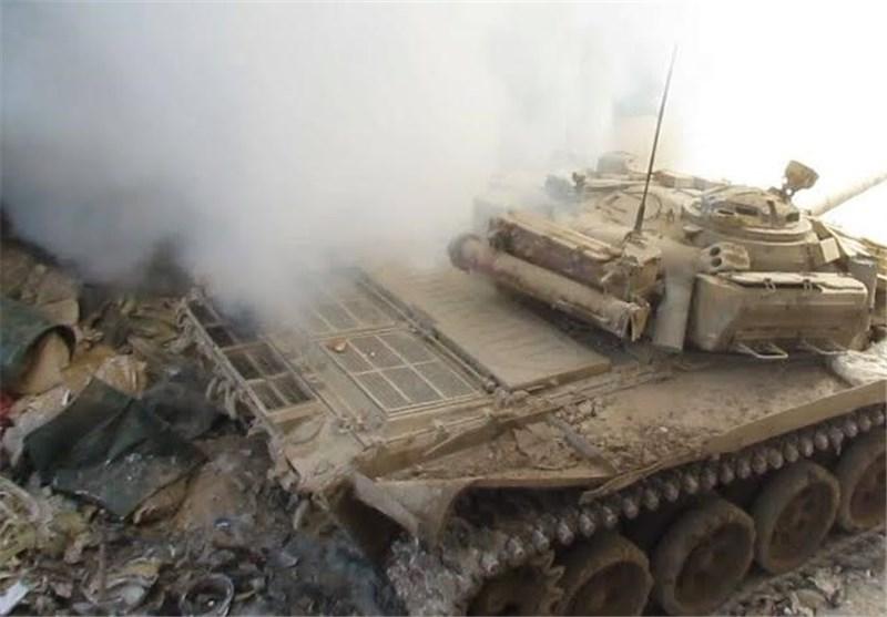عملیات منحصر به فرد ارتش سوریه در جوبر + تصاویر