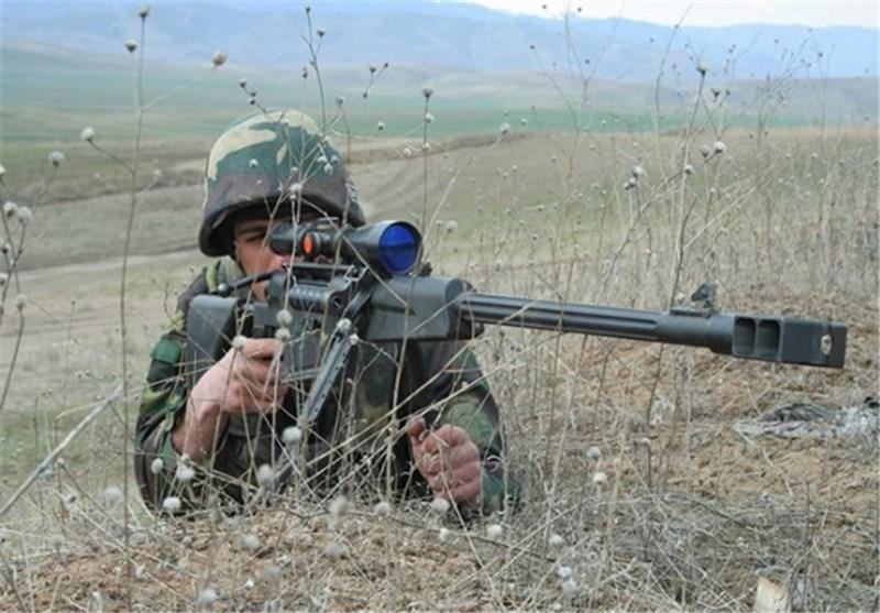 Azerbaijani Snipers Kill 2 Karabakh Troops: Separatists