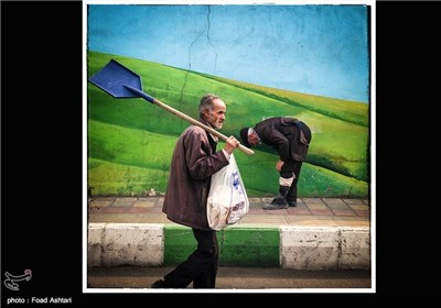 زندگی روزمره-تهران