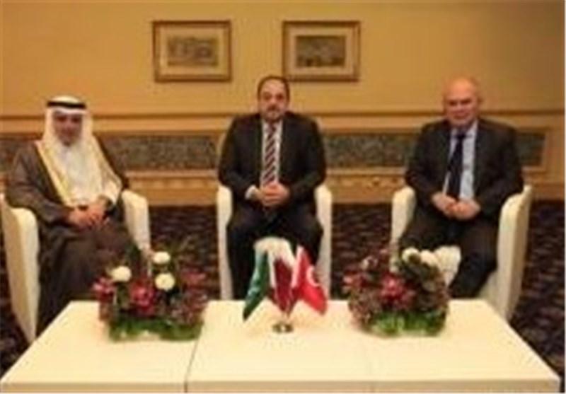 وزرای خارجه قطر و عربستان