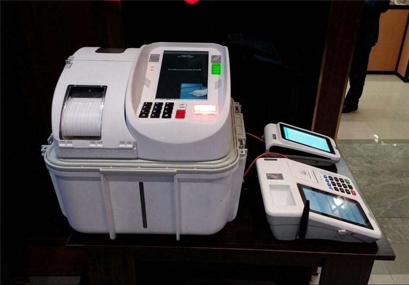 Electronic Voting Machine Unveiled in Iran
