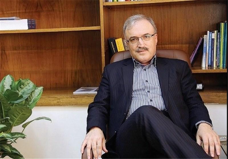 «سعید نمکی» به عنوان وزیر بهداشت به مجلس معرفی شد