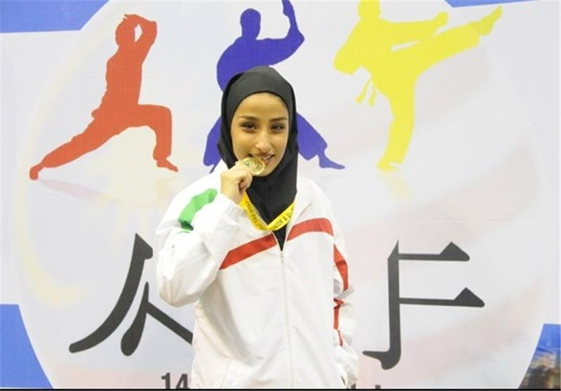 Iran's Barzegar Wins Gold at World Junior, Cadet & U-21 Karate Championships