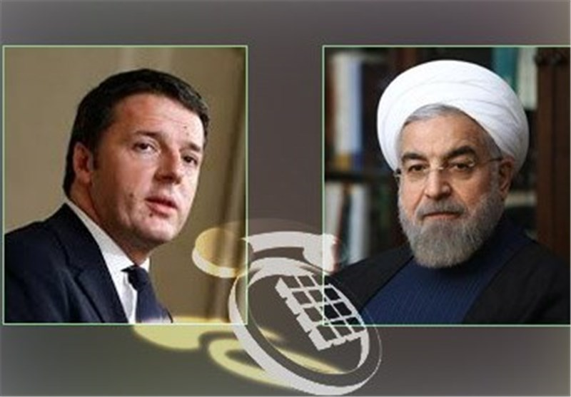 Iranian President Holds Phone Talks with Italian Premier