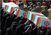 کرمان میزبان 9 شهید گمنام و یک شهید مدافع حرم میشود