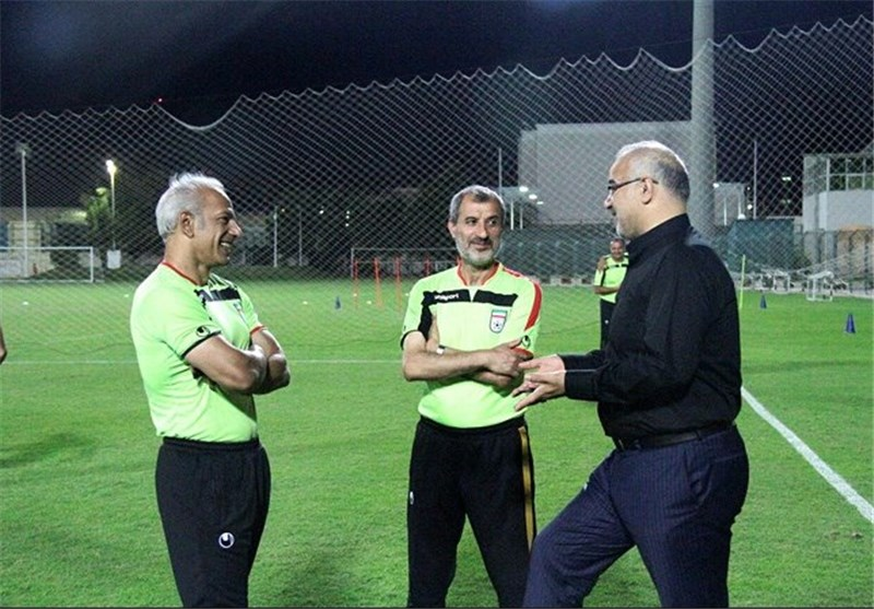Iran Football Federation Not to Renew Khakpour's Contract