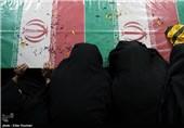 خوزستان| بندر امام خمینی(ره) با پیکر مطهر 75 شهید متبرک شد