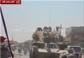 نظامیان اماراتی در یمن