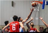 لیگ برتر بسکتبال| برتری قاطع کوچین مقابل نیروی زمینی