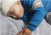 """آخرین وضعیت نوزاد 3 ماهه خبرساز در اصفهان/ والدین """"هستی"""" فراری هستند"""