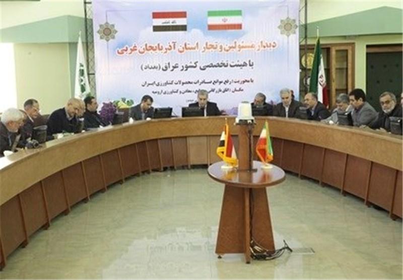 مسؤول عراقی: مصممون علی ازالة العقبات امام التبادل التجاری مع ایران