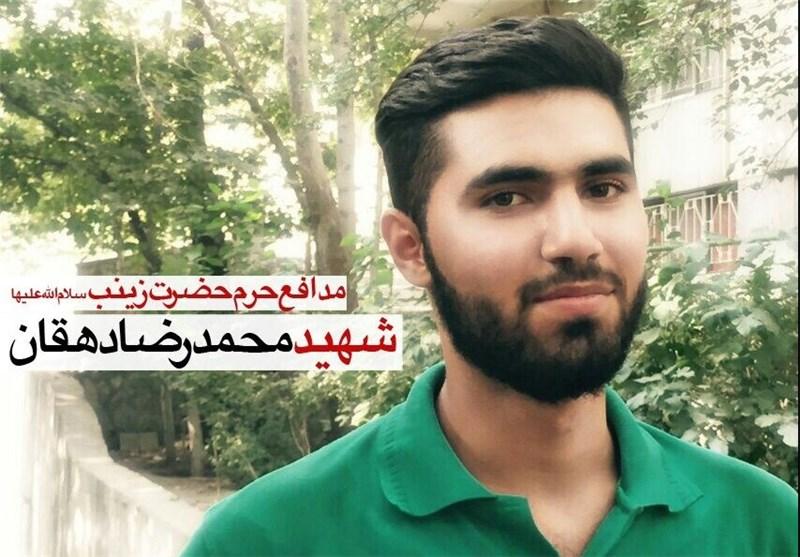 دعوت شهید مدافع حرم از یک نویسنده برای نوشتن کتاب خاطراتش