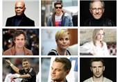 فیلمنوشت// سلبریتیهای مشهور جهانی که خانواده پرجمعیت دارند!