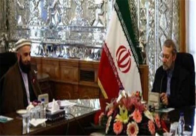 لاریجانی: استتباب الامن فی افغانستان هو استتباب لأمن المنطقة