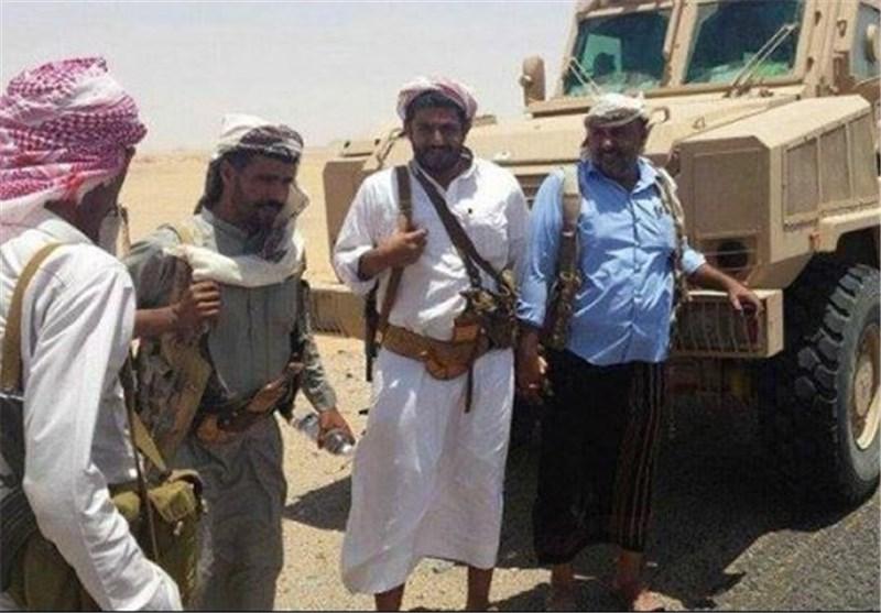 هلاک واصابة العشرات من مرتزقة التحالف السعودی اثر قصف یمنی