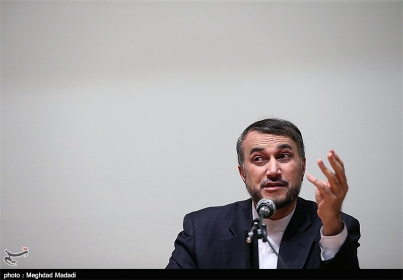 Crises in Region Need Regional Solution, Iranian Diplomat Says
