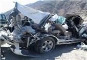 تصادف در محور زانوگه به پلدختر 5 کشته برجای گذاشت