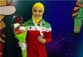 Iran's Kiani Wins Silver in Changquan Taolu
