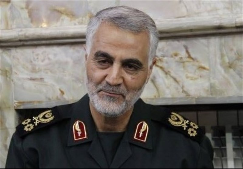 IRGC General Soleimani Says Still in Quest of Martyrdom