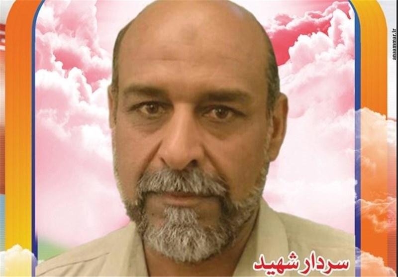 شهید فرشاد حسونیزاده (چلداوی) از شهدای مدافع حرم خوزستان