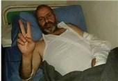 ناجیت ربی وتوسلت بالإمام الحسین (ع) لیروی عطشی وسأعود إلى المیدان لأقاتل التکفیریین +صور