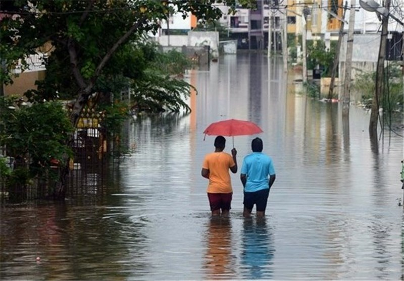 Monsoon Rains Kill 12 in Southern India, Displace Thousands