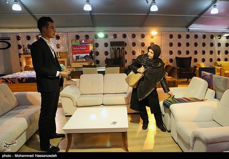 نمایشگاه تخصصی مبلمان خانگی در کرمانشاه برپا میشود