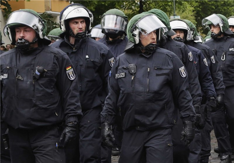 German Justice Minister Urges EU States to Assist in Prosecuting G20 Rioters