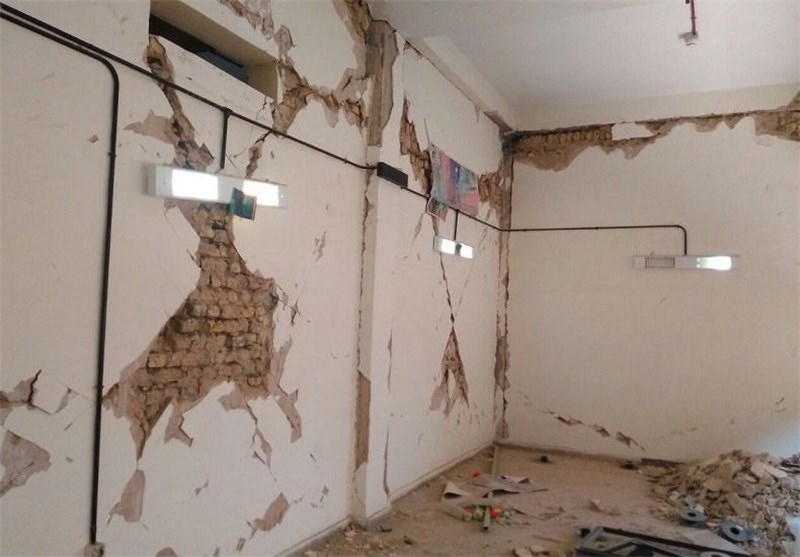 Quake Injures 20 in Northwestern Iran